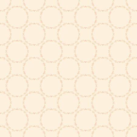 Abstract cute seamless polka dot circle  pattern. Reklamní fotografie