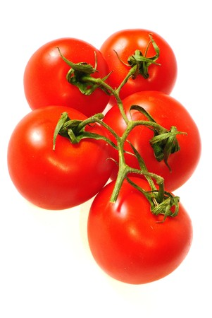tomatoes Stock Photo - 4464251