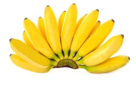 Banana bunch Stock Photo - 4464282