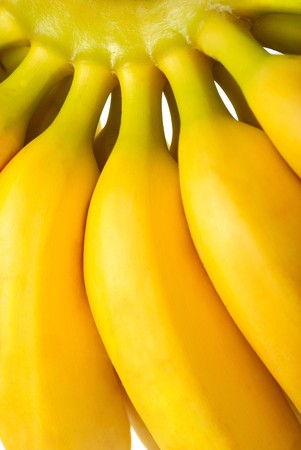 banana bunch Stock Photo - 4464330