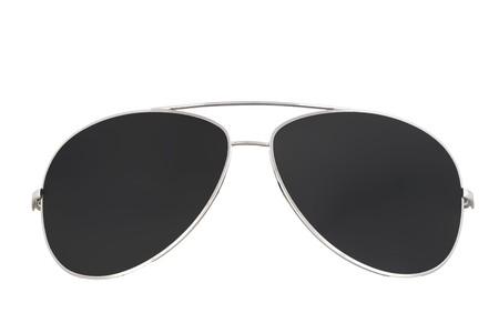 sole occhiali: occhiali da sole isolato 3 Archivio Fotografico