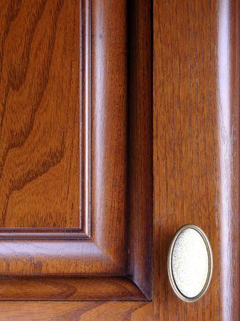 cupboard wood door photo