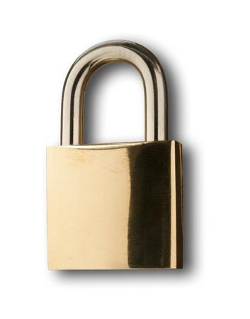 Lock in locked position Imagens