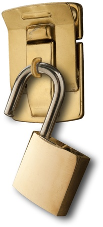 Unlocked Lock Imagens