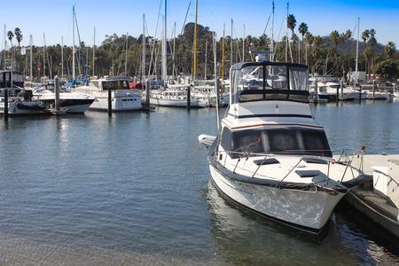 southern california: Southern California Harbor