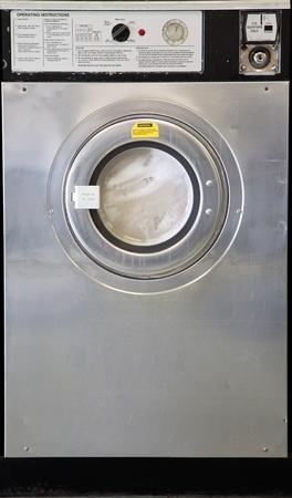 front loader: una máquina que se utiliza el lavado industrial de ropa interior de lavarse
