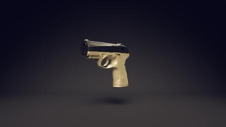 Pistol Semi Automatic