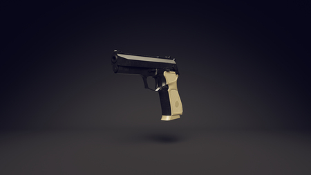 Pistol Semi Automatic