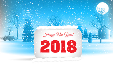 Happy New Year 2018.