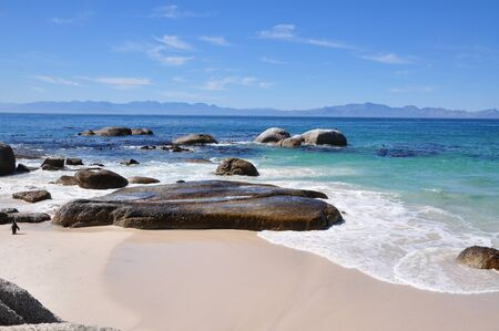 View from Boulders Beach, Cape Town