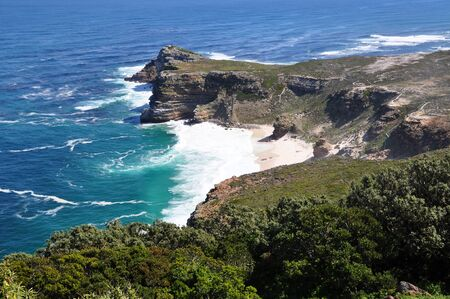 Cape Point secluded beach