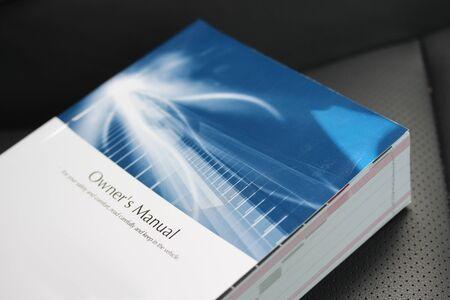 Manual del propietario del vehículo