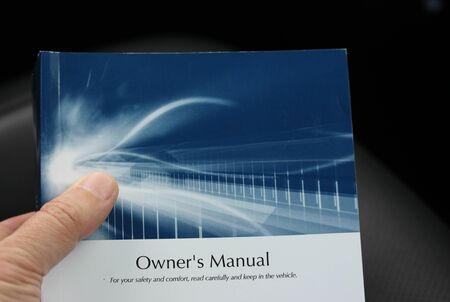 Vehicle Owner's Manual