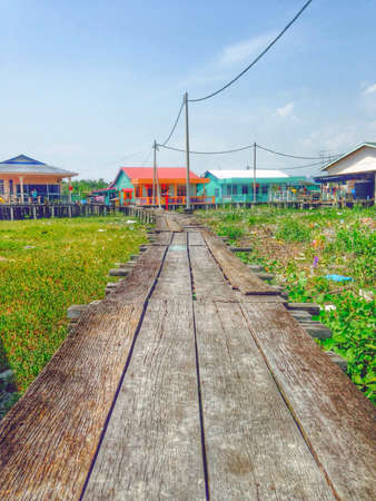 pulau: Pulau Ketam Stock Photo