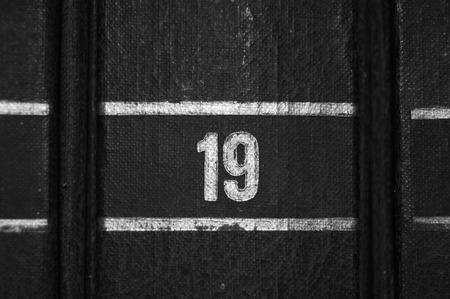 19: Number 19