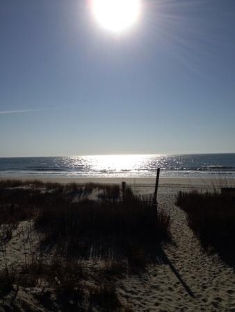 myrtle beach: Morning in myrtle beach