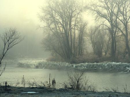 Hazy River