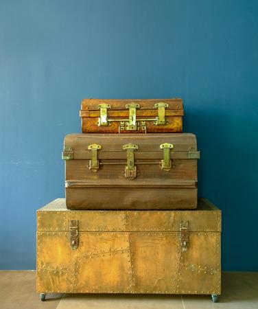 상자 골동품