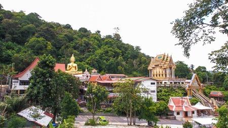 rang: Wat Kao Rang On the hill in Phuket