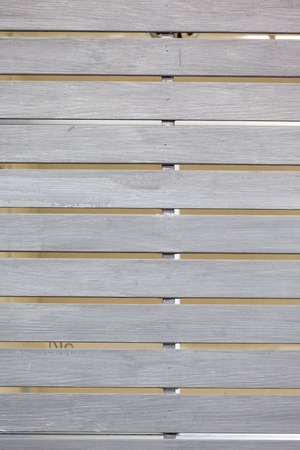 mangy: Old wooden lining boards wall, as background.