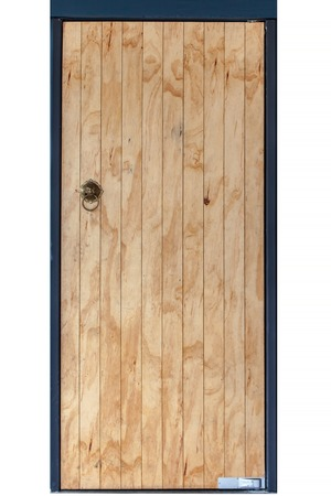 porte bois: The Vintage architecture old chinese handle wood door.