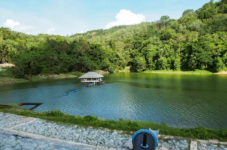 megawatts: Bang Ward Dam To Store Water,Phuket,Thailand