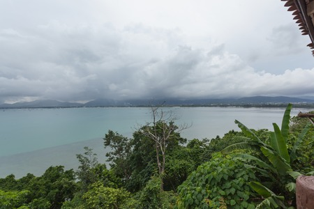 viewpoint: Khao-Khad Viewpoint Phuket ,Thailand