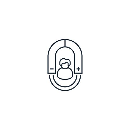 User Engagement creative icon. From Social Media Marketing icons collection. Isolated User Engagement sign on white background 向量圖像