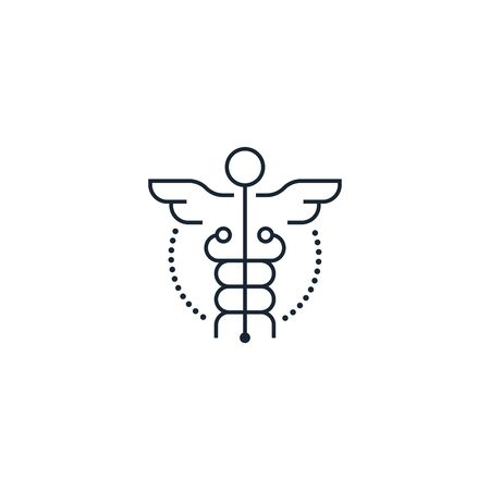 pharmacy creative icon. From Medicine icons collection. Isolated pharmacy sign on white background Illusztráció
