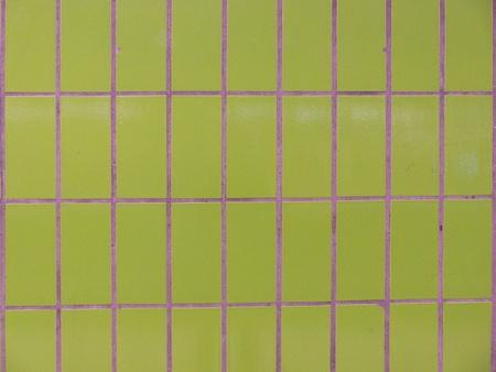 격차 녹색 타일