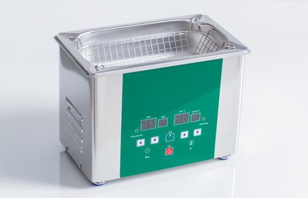 Ultrasonic cleaner for ultrasonic cleaning Reklamní fotografie