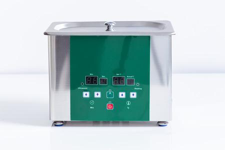 ultrasonic: Ultrasonic cleaner for ultrasonic cleaning Stock Photo