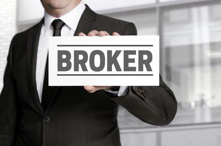broker: Signo Broker est� en manos de empresario Foto de archivo