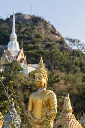 khao: Khao Takiab Temple in Hua Hin Thailand.