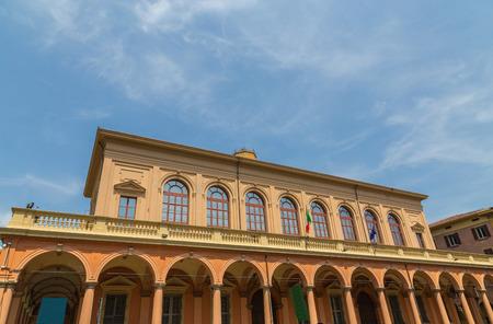 Opera of Bologna Emilia Romagna Italy. Stock Photo