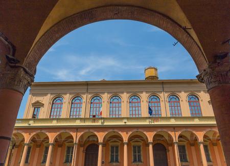Opera of Bologna Emilia Romagna Italy. Editorial