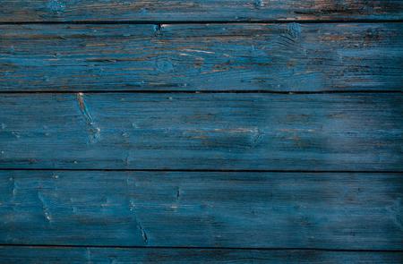 Turquoise wood texture retro vintage background.