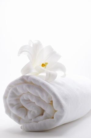 strandlaken: Lily en handdoeken