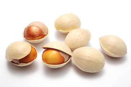Ginkgo nuts  Banco de Imagens