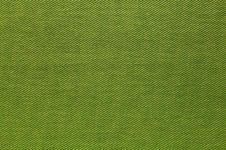 cotton fabric: Green denim cloth