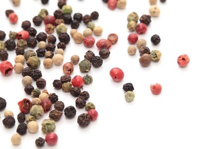 peppercorns: Colorful Peppercorns