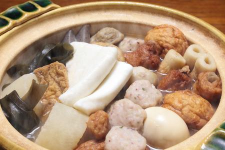 Japanese cuisine, Oden