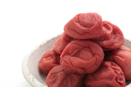 salted: Japanese pickled plum and umeboshi