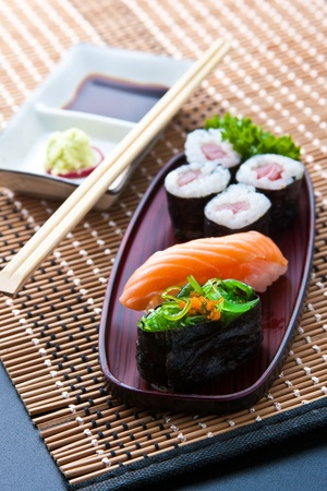 Foods of Japan Stock Photo - 15449072