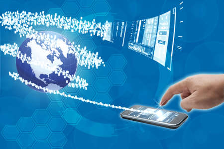telecom and comunication photo