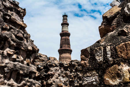 minar: Qutab Minar