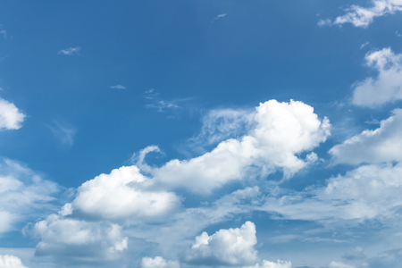 smooth: Smooth white cloud Stock Photo