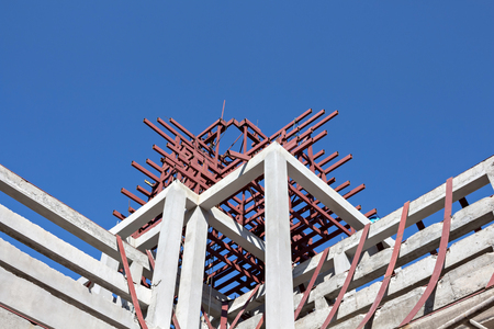 structure: Building structure Stock Photo