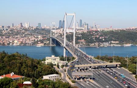 bogazici: Bosphorus Bridge Editorial