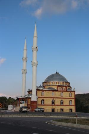 zoning: Mosque Stock Photo